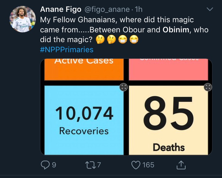 6297b253100842b68703e5af685e0026?quality=uhq&resize=720 - This Is Obinim's Miracle - Ghanaians React To The Massive Incase In The Recovery Case In Ghana