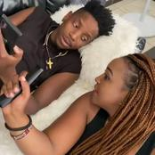 Video of Eric Omondi Showing Betty Kyallo WhatsApp Messages Has Caused Mixed Reactions Online.