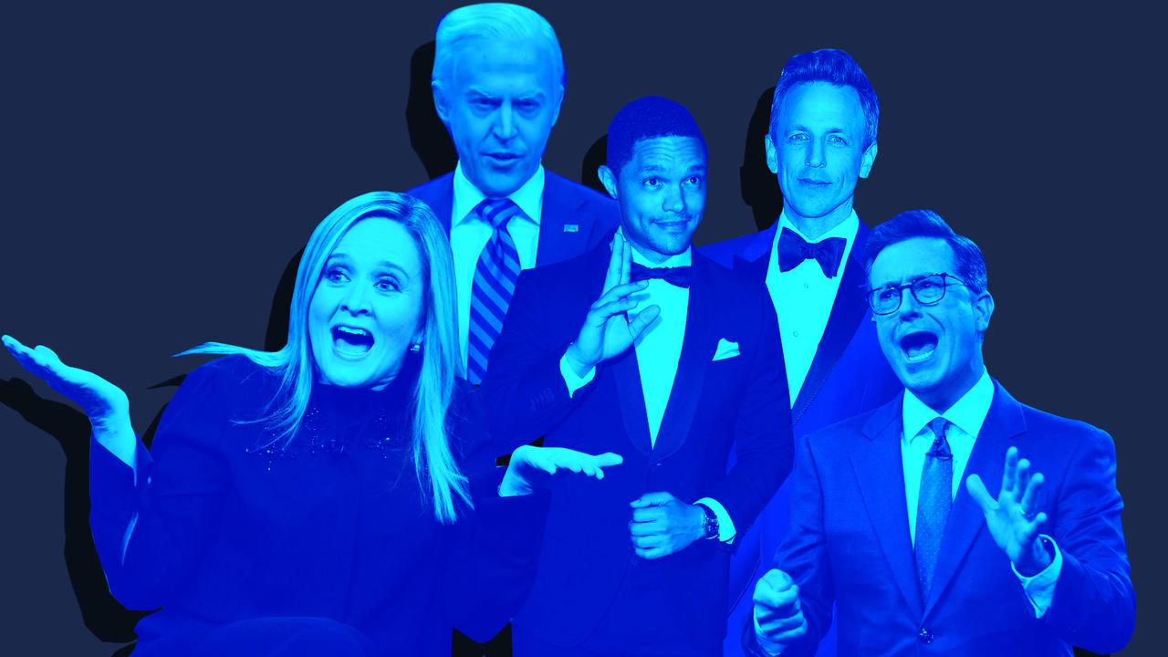Why Late-Night TV Is in for a Rude Awakening Post-Trump