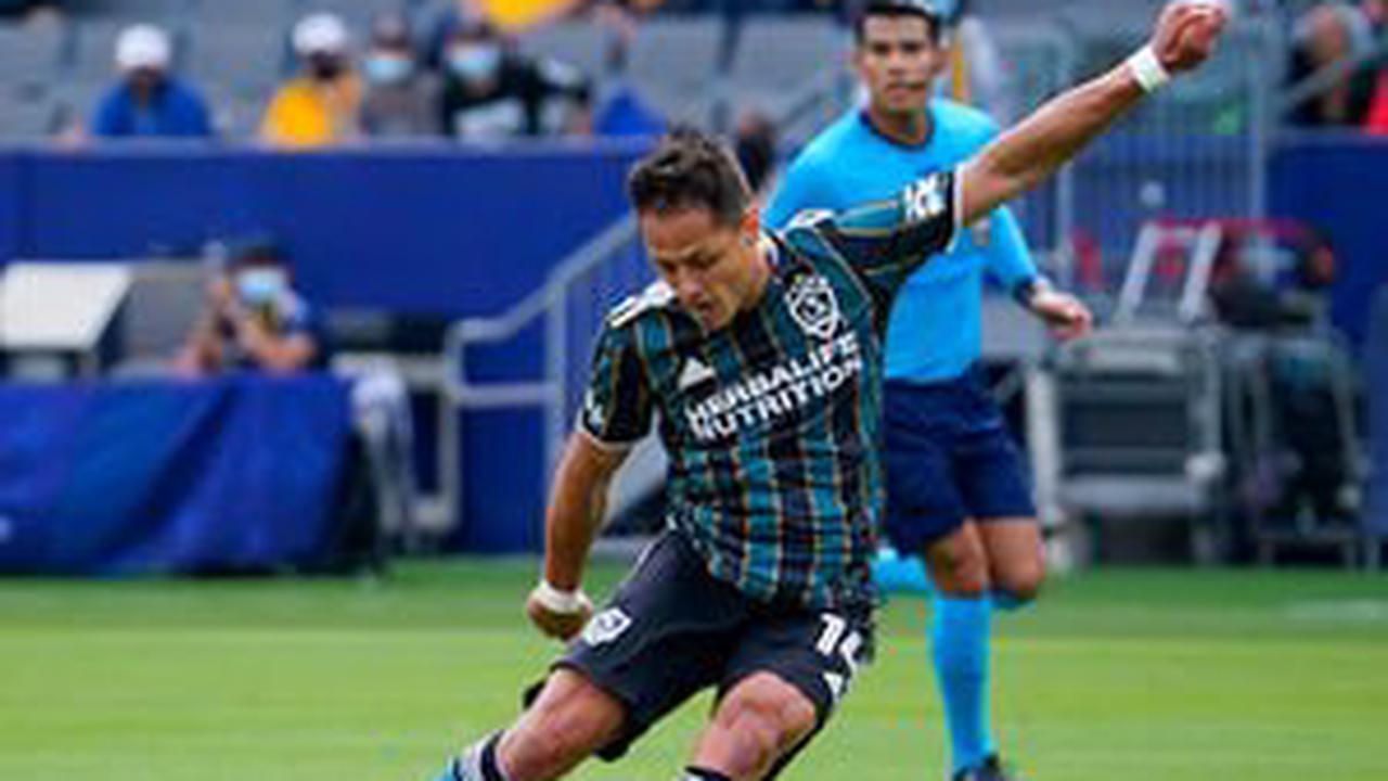 LA Galaxy - Los Angeles FC live