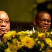 Ace Magashule visits Zuma in Nkandla