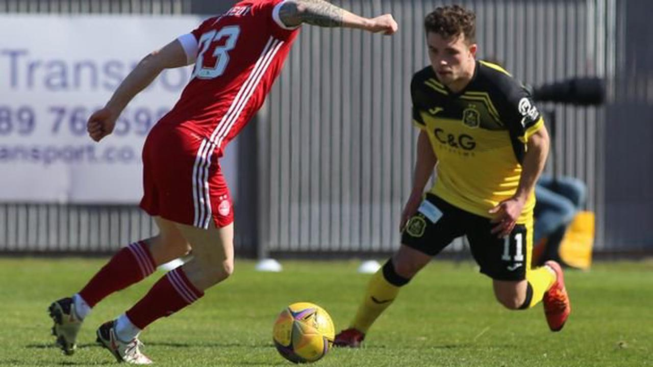 Dumbarton 2-1 East Fife - Frizzell dazzles as Sons secure a first win of 2021