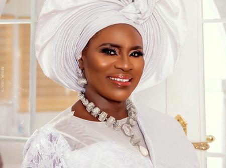 Odunlade, Ibrahim Chatta, Bimbo Oshin, Femi Adebayo Celebrate Mama Rainbow's 78th Birthday