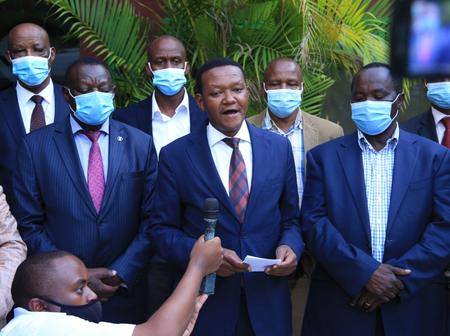 Mutua Explains Why Maendeleo ChapChap Withdrew From machakos Senatorial By-Elections