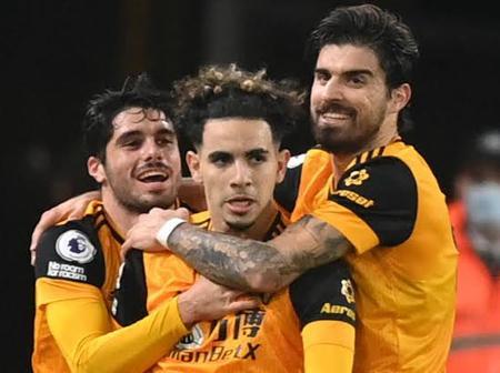Wolves beat palace at home 2-0