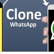 How to Clone Someone's WhatsApp and receive their Chats in your phone