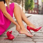 Opinion: Ladies, Please Don't Wear Heel Shoes to Any of These 3 Occasions