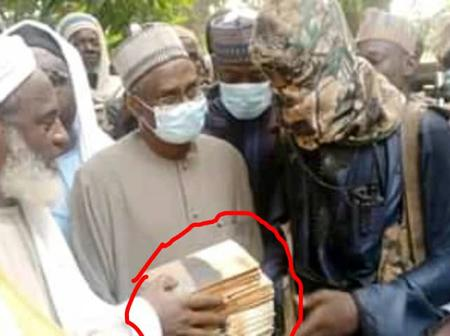 What Sheikh Gumi gave the Bandits is not money; This is what he gave them.