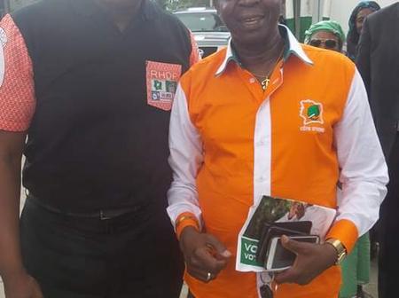 Bamba Alex Souleymane rend hommage à l'ami, au ''petit frère qui a provoqué un séisme politique''