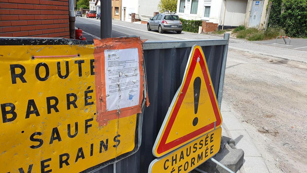Bully-les-Mines/Grenay: après trois ans de travaux et du retard, les habitants de la rue Émile-Zola verront bientôt la fin de chantier