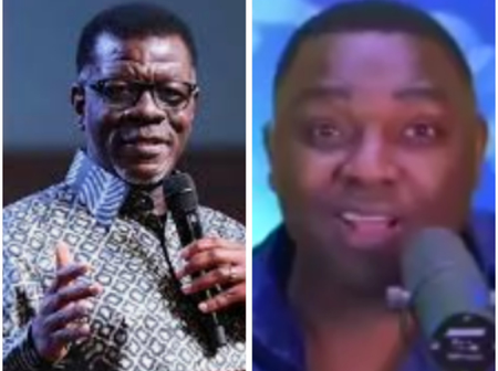 Let Us Know Where Mensah Otabil Got His Doctorate - Kevin Taylor