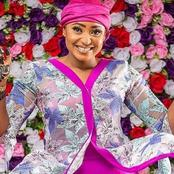 Lovely pictures of Fati Washa, Kannywood's most dazzling actress