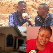 Video: Man Was Thrown Into Tears, After The House He Built Was Demolished By The Government Of Enugu