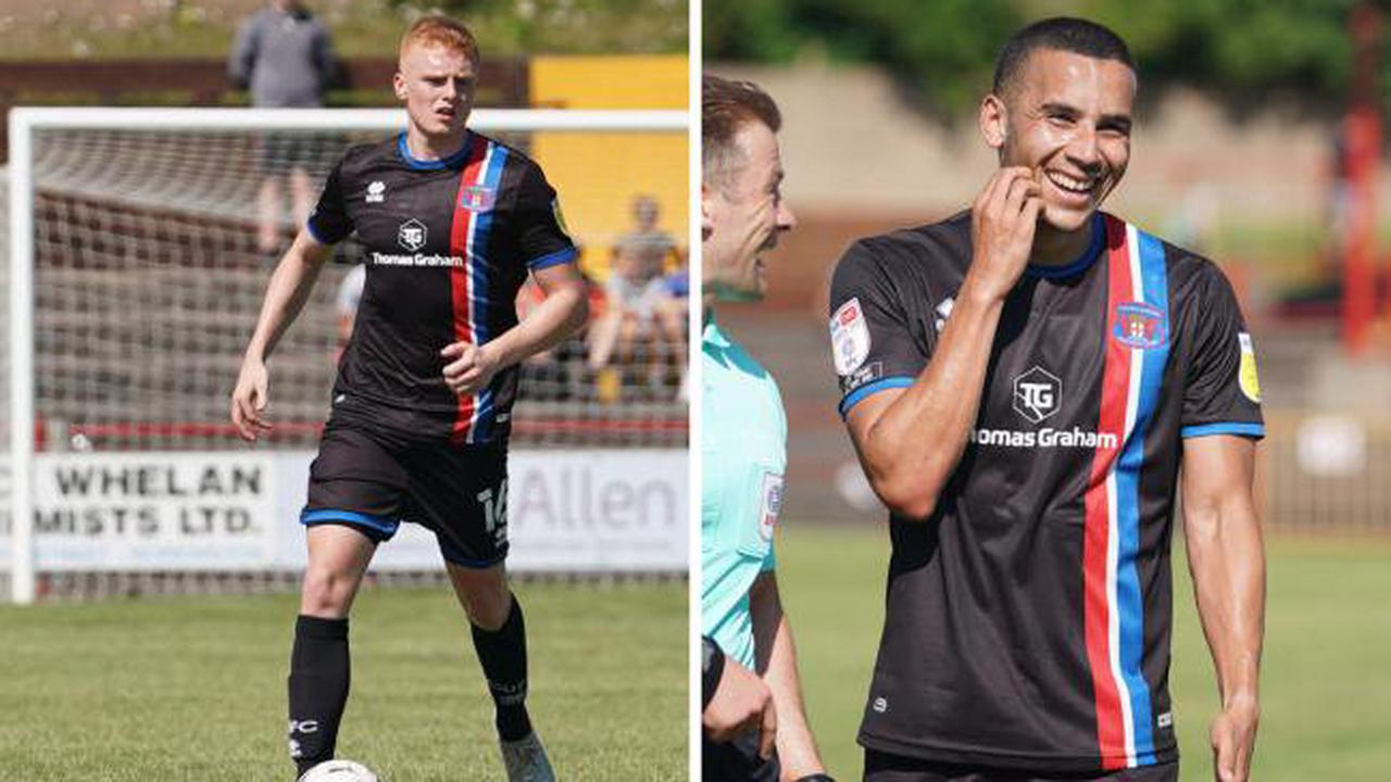 Double boost for Carlisle United boss with return of Rod McDonald and Morgan Feeney