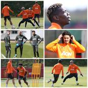 Manchester United Stars begin Europa League preparation on Tuesday at Aon Complex