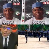 Today's Headlines: IPOB Condemn Ebube Agu, Saraki Campaign Posters Hit Abuja And More