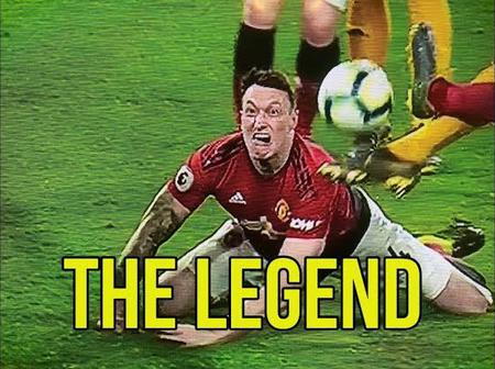 Today Is Phil Jones Birthday, Let's Laugh At His Comedy Defending, See His Funny Memes