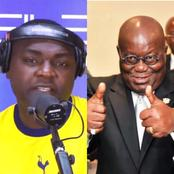 Trending- Kelvin Taylor causes massive stir after 'switching' his support to Nana Addo