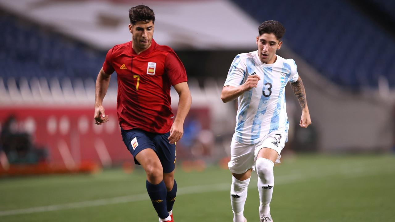 Asensio threatens exit after Spurs offer