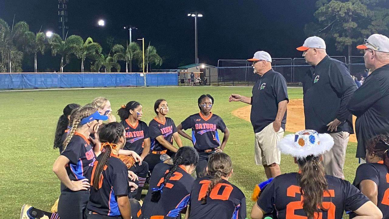 Power hitting leads Palm Beach Gardens to playoff win over Spanish River in softball