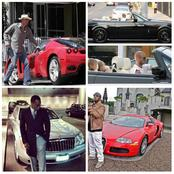 Check out 10 Most Expensive Sports Cars Owned By Celebrities.