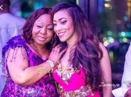 Beautiful Pictures of Senator Florence Ita-Giwa And Her Family