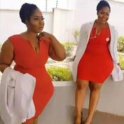 Meet the slay queen Dr (see pictures)