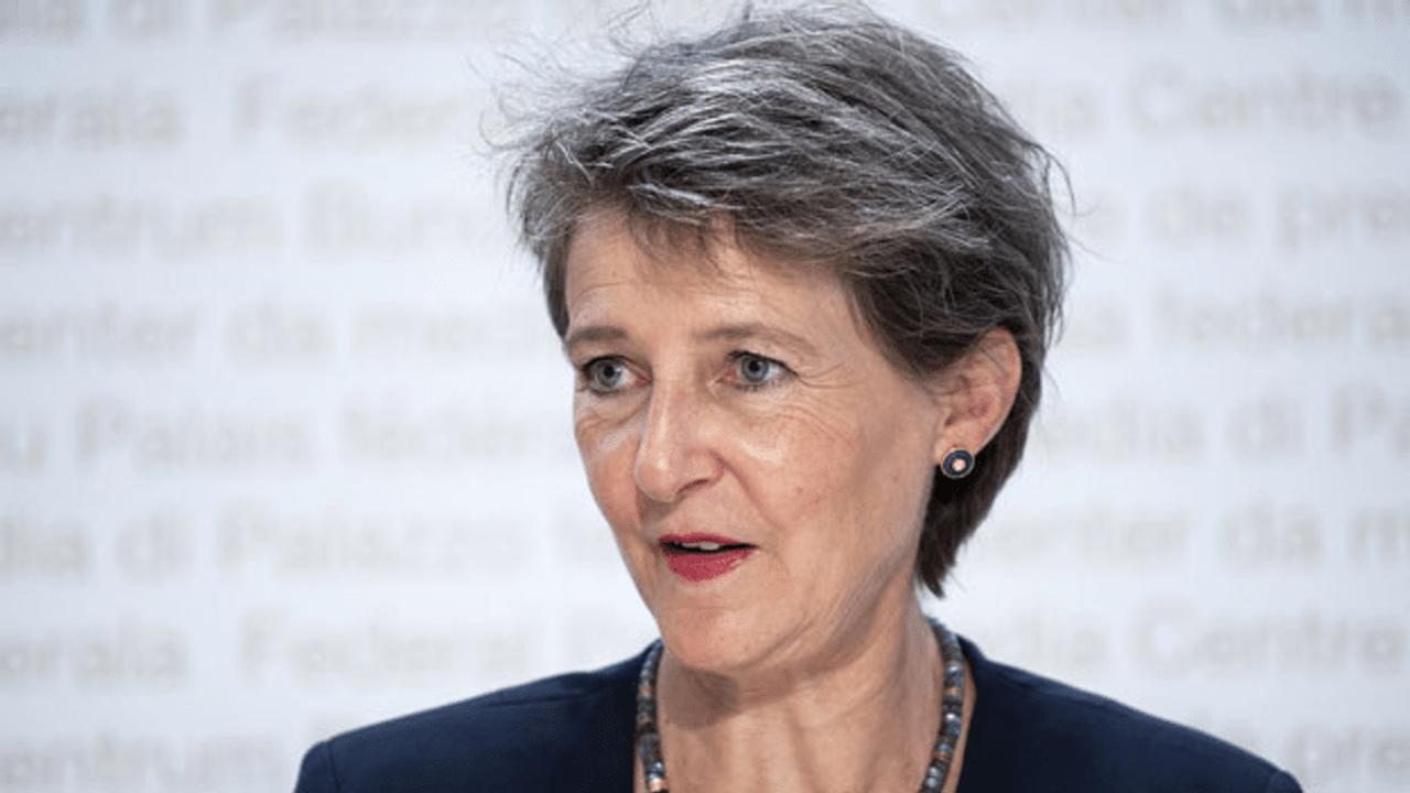 Nach dem Nein zum CO2-Gesetz - Sommaruga: «Jetzt müssen wir vorwärtsmachen»