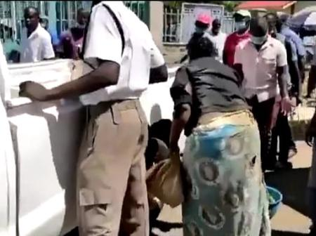 Court Ruling On Police Who Dragged A Hawker On A Pick Up
