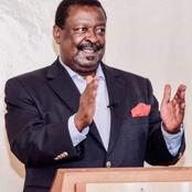 Mudavadi Brands Anti Luhyia Unity A New Name During His Interview Today
