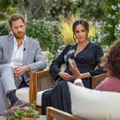 Seven Revelations From Meghan and Harry's Interview With Oprah
