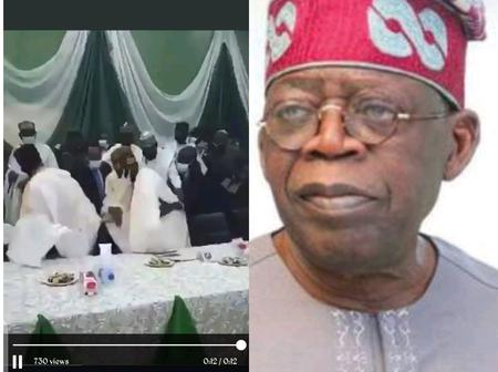 After Tinubu Stumbled In Kaduna, See What Sanwoolu's Aide Posted That Sparked Reactions Online