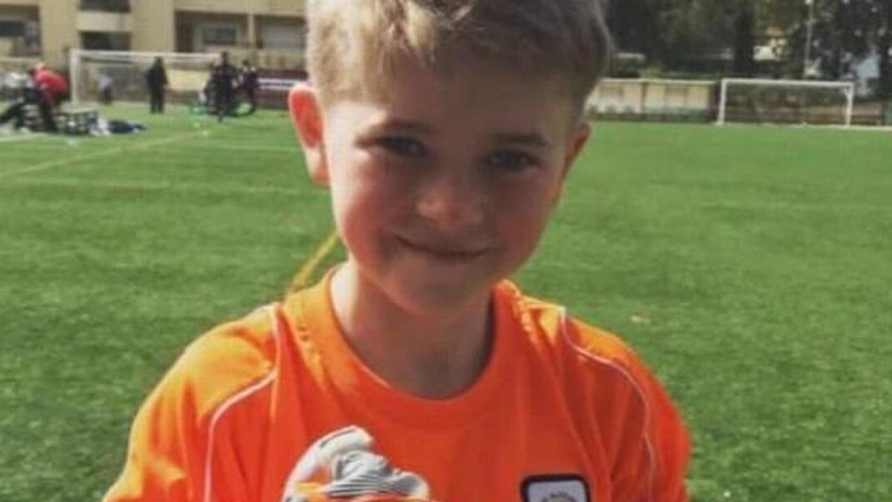 Crewe Alex academy keeper, 12, 'welcomed home' back to club after leg amputation