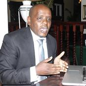 Denis Itumbi Accuses These Three Government Officials For Planning To Rig London Ward Elections