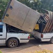 114 Zimbabwean and Mozambican suspects were arrested, more than 80 cars were confiscated.