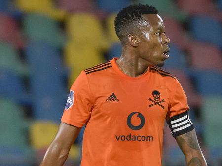 Pirates coach Zinbauer speaks on Happy Jele absence in the past two games