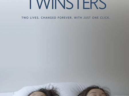 Twins who met over the internet