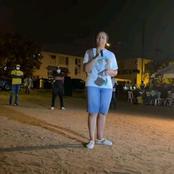 Législatives / Quand le style de Yasmina Ouégnin soulève la foule à Cocody
