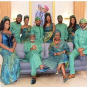 Checkout Beautiful Pictures Of Governor Akeredolu Family