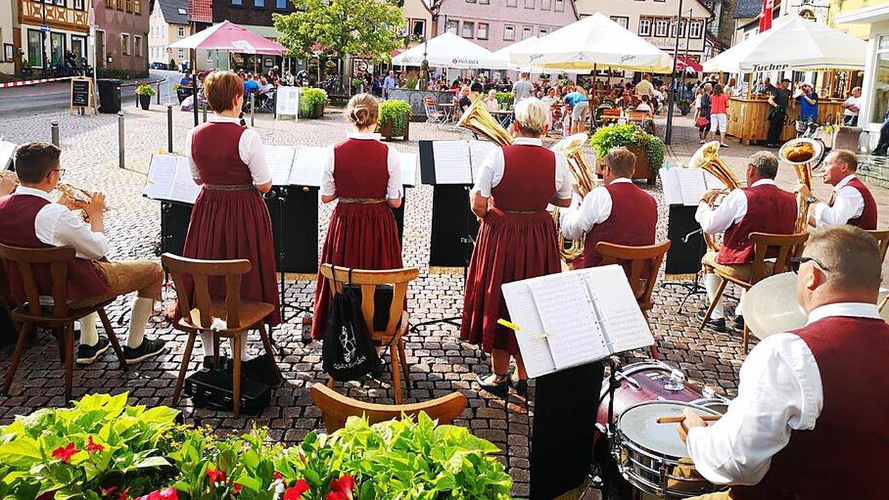 Bischofsheimer 'Stadtfest light' sorgte für gute Laune