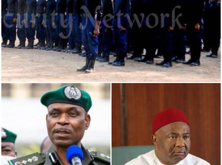 Today's Headlines: IGP gives strong order to Police over ESN, IPOB, Uzodinma Sends vital message to cops