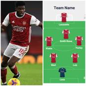 Arsenal Predicted Line Up As They Seek To Move To Europa Next Round