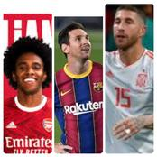 Transfer News Update On Ramos, Willian, Messi