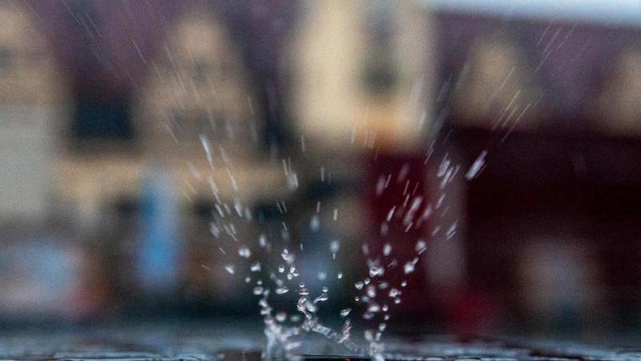 Unbeständiges Wetter am Wochenende in Sachsen Unbeständiges Wetter am Wochenende in Sachsen