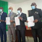 A deux jours des campagnes législatives, les candidats de Yopougon posent un acte historique