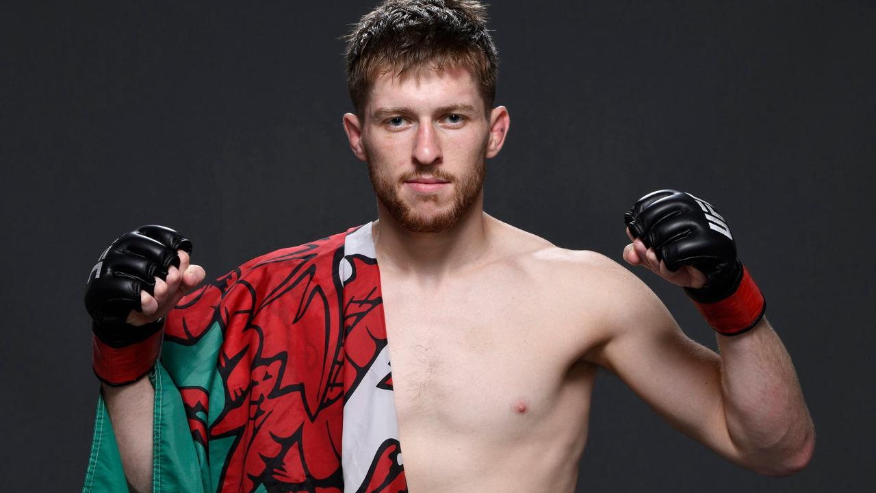 UFC's Jack Shore eager to 'make up for lost time' in 2021 and kick-start BW run