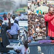 Two Men Raila Is Using To Send A Message To President Kenyatta After Smelling Betrayal In Handshake