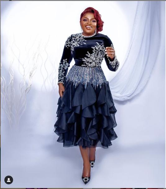 Funke Akindele celebrates turning 44 with stunning new photos