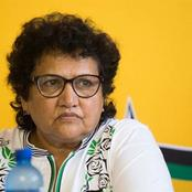 Jessie Duarte has exposed the true intentions of Ace Magashule supporters