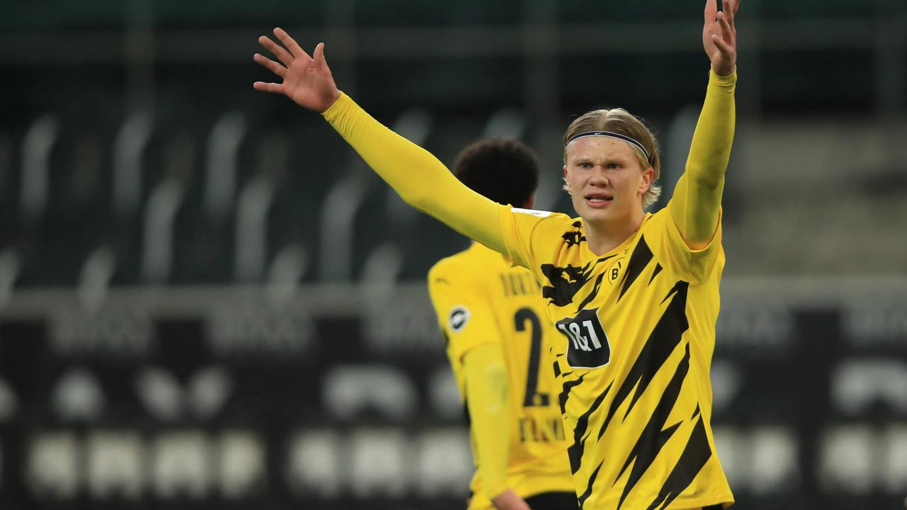 Blow for Manchester United as Real Madrid seal Erling Haaland transfer